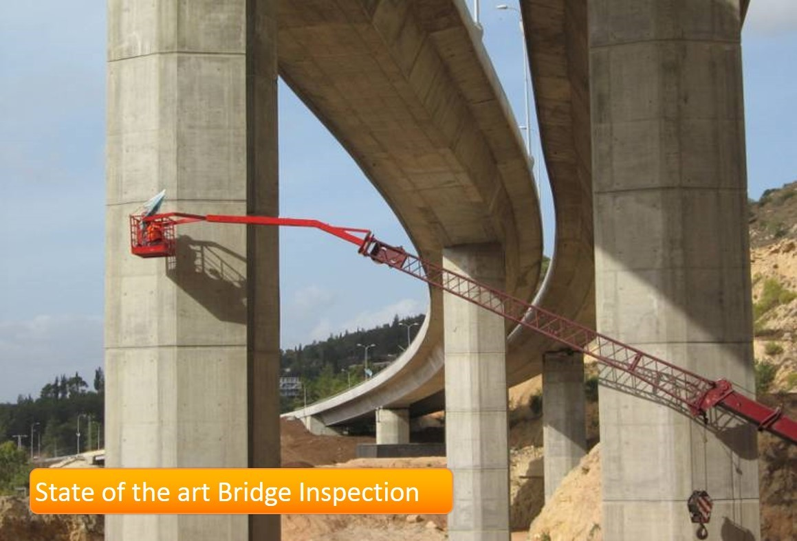Bridge condition Inspection