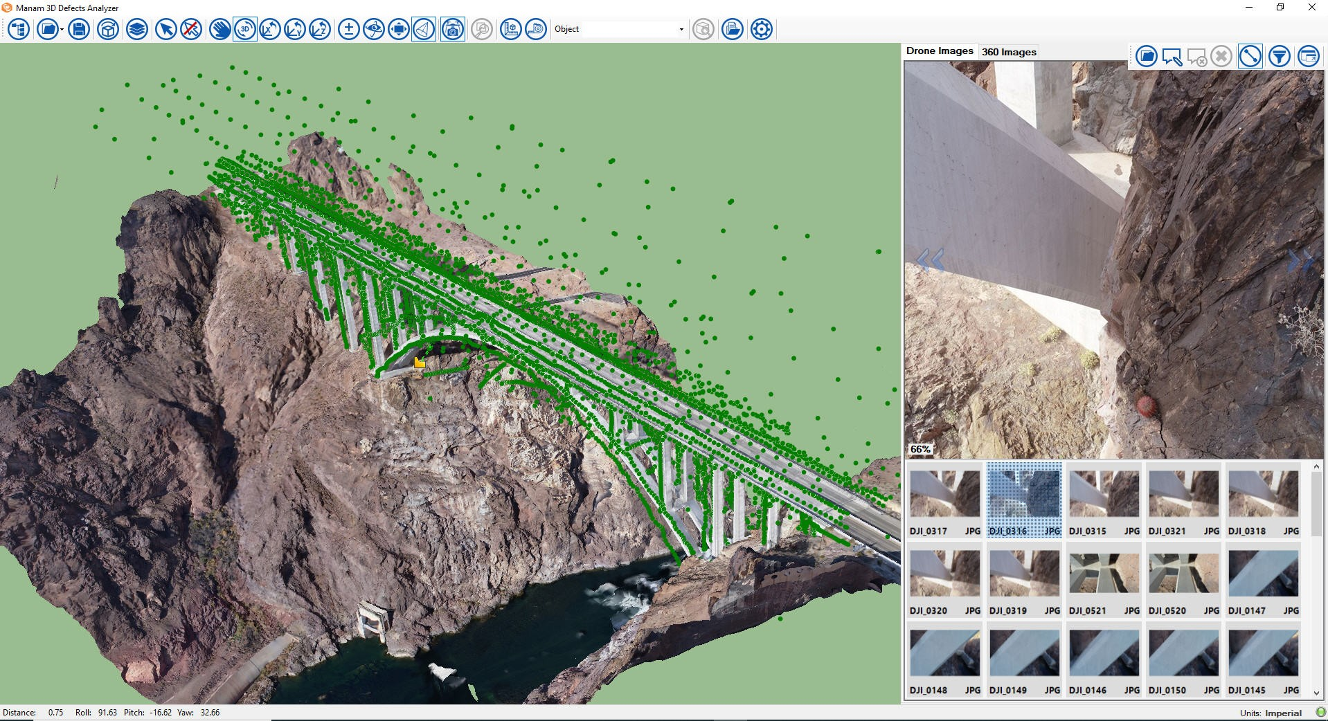 TILLMAN BRIDGE, NV | JAN/2021
